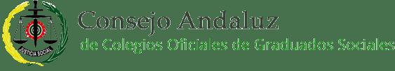 Logo Consejo Andaluz de Colegios Oficiales de Graduados Sociales