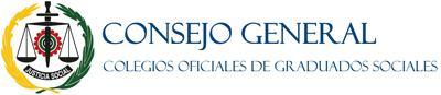 Logo consejo de graduados sociales España